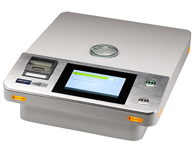 LAB-X5000 for fast analysis of polymers