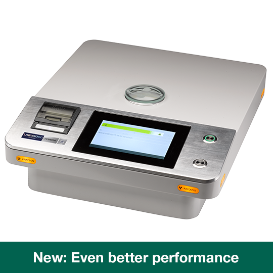 Benchtop XRF elemental analysis | LAB-X and X-Supreme ranges