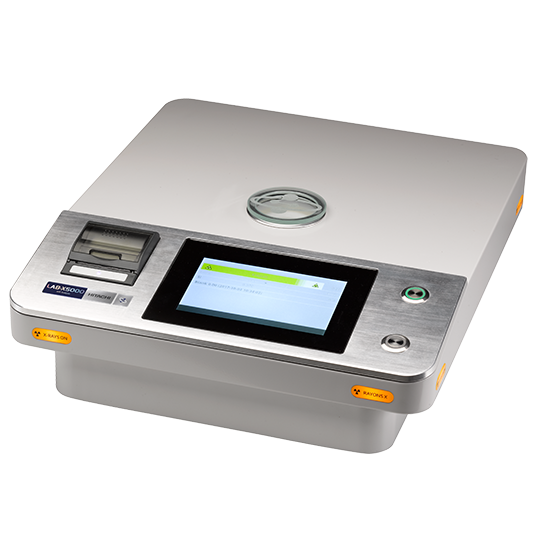 Benchtop bulk analysis XRF | LAB-X and X-Supreme ranges