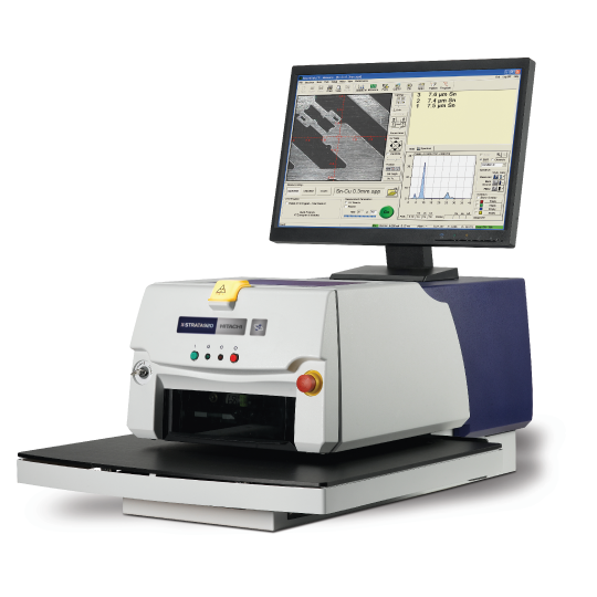 Microspot XRF analysers | FT, MAXXI and X-Strata ranges