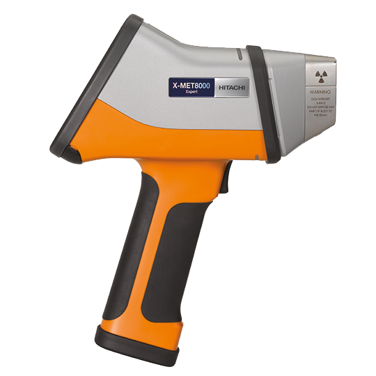Analyseurs XRF portables – Gamme X-MET8000